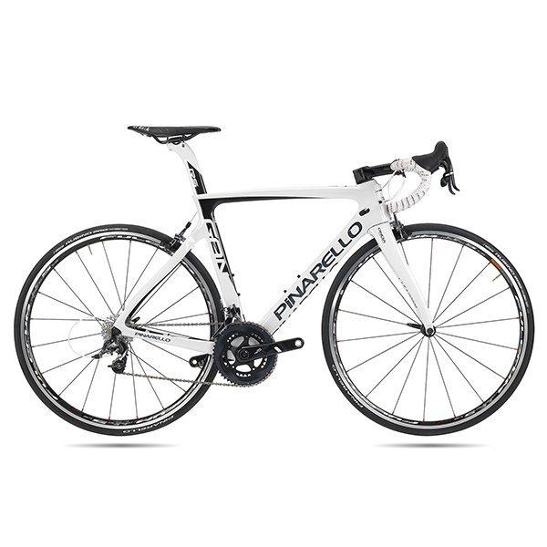 Bici_Pinarello_Gan_Rs_bianco_Olmo Olmo la Biciclissima