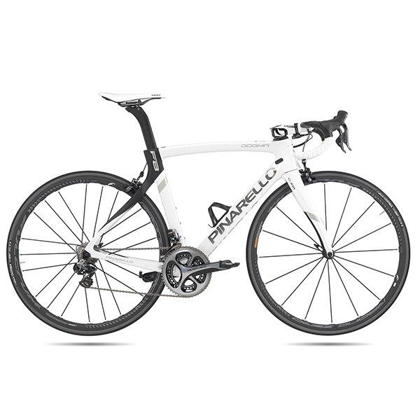Bici_dogma_f8_bianco_Olmo Olmo la Biciclissima